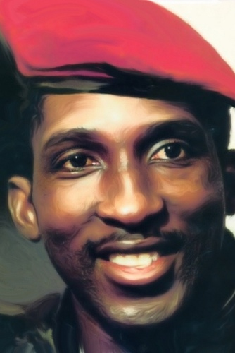 Photo de Thomas Sankara