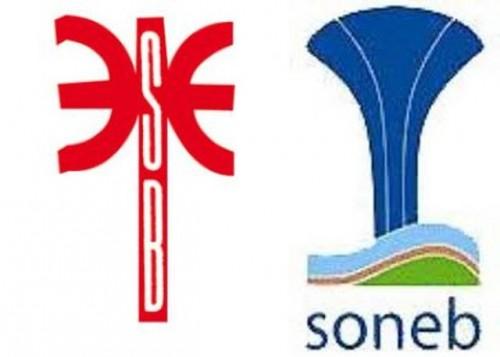 Logos de la SBEE et de la SONEB
